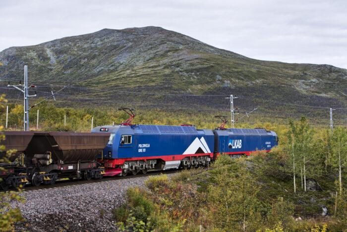 LKAB Train